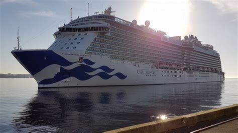 princess cruises april 2019 sky princess to debut in caribbean for 2019 2020 season