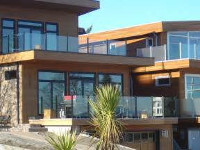 modern houses westcoast contemporary houses some new houses on lochside flickr