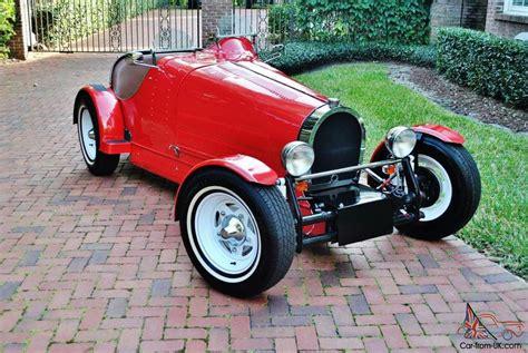 volkswagen bugatti wow how much fun can you have 1964 vw bugatti replica runs