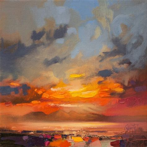 rum first paint 30 x 30cm rum light study sold scott naismith rum and