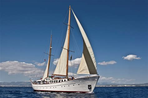 sailboat in spanish boat charter barcelona sailing tours barcelona