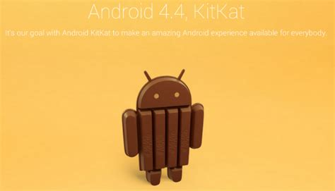 android 44 kit kat why android 4 4 kitkat is a brilliant yet horrible name