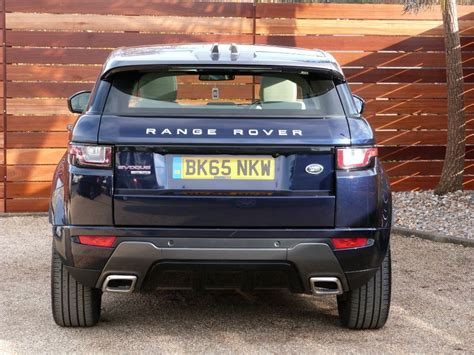 blue land rover used loire blue land rover range rover evoque for sale
