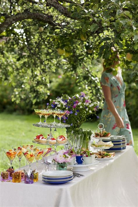 garden party   bit  grown  whimsy   touch  romance