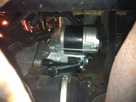 starter toyota corolla 2003 replacing starter motor in 1996 toyota corolla