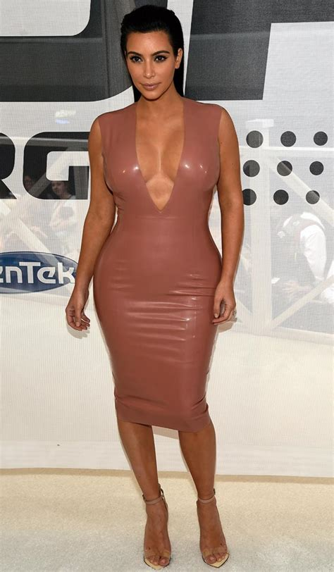 kim kardashians hype energy beauty looks get the latex girls who wore it better rediff com get ahead