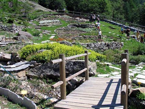 giardini botanici roma parco dell alta valsesia e dell alta val strona orto