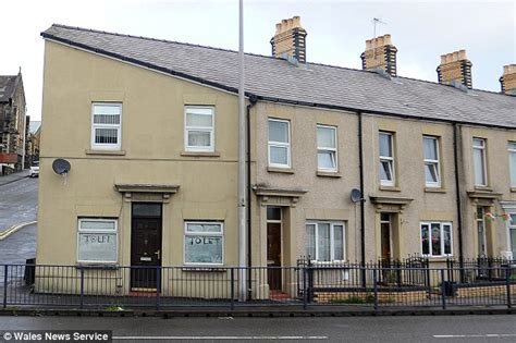 hitlers house swansea hitler house which looks like nazi leader adolf is available for 163 85 a week