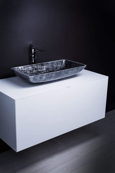 Bathroom Sink Modern by Modern Bathroom Sink And Vanity Combo White And Silver Black
