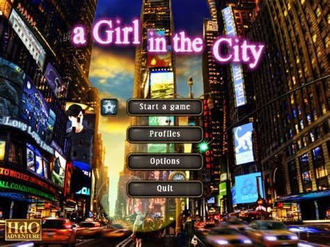 full version hidden object games free download a girl in the city pc hidden object game free full