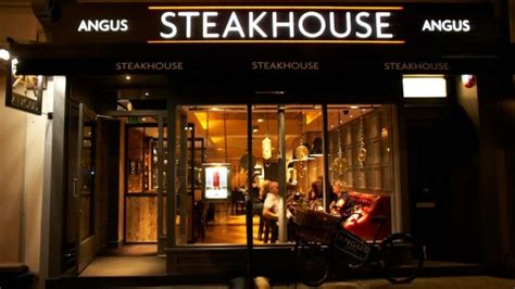 steak house restaurant angus steakhouse west end