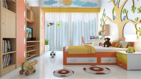 lively  vibrant ideas   kids bedroom