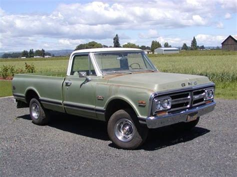 rust free pickup beds buy used 1971 gmc 1 2 ton 4x4 long bed pickup 99 rust