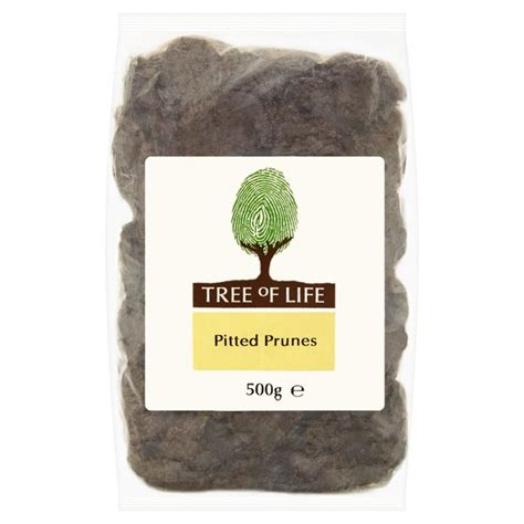 Pitted Prunes Plum 500g From Australia tree of pitted prunes 500g from ocado
