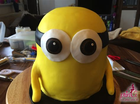 minion kuchen backen tutorialwahn 3d minion torte princi cakes