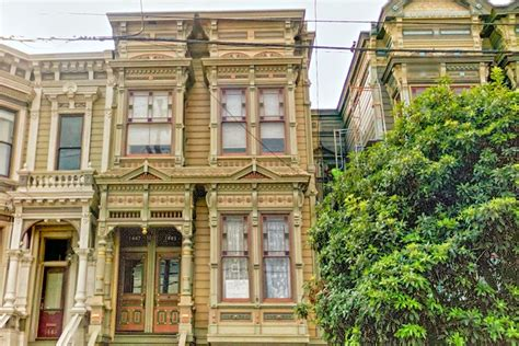 san francisco victorian houses famous victorian houses of san francisco in pictures
