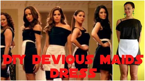 diy halloween costume devious maids