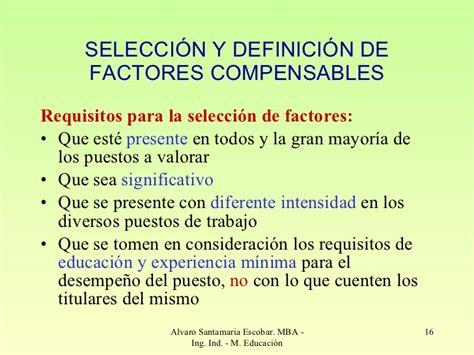 Definicion De Mba by M 233 Todos De Valoraci 243 N Cuantitativos