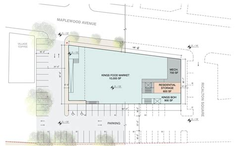 Post Office Floor Plan maplewood economic development committee recommends l amp m