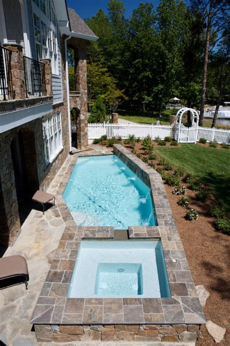 small swimming pools ideas for back yard small in ground pools joy studio