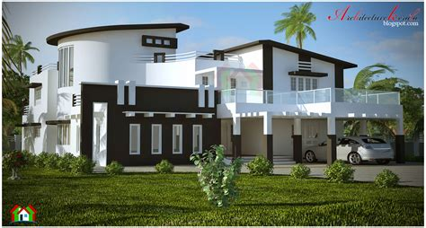 big house design 5000 sq ft big kerala house design in nice elevation
