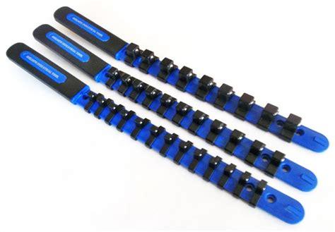 3 goliath industrial abs plastic socket rail holder