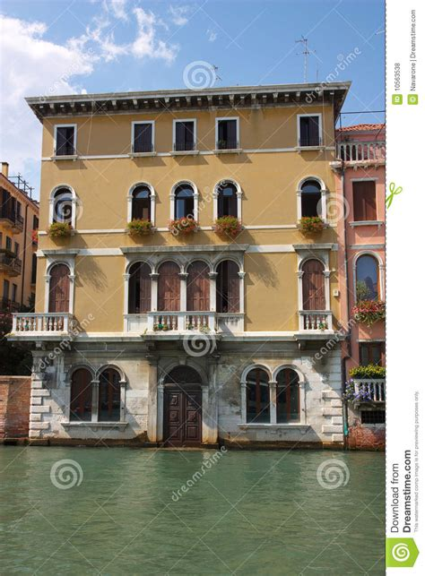 houses in venice italy house in venice italy royalty free stock photos image
