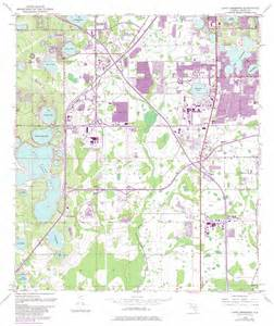 lake jessamine topographic map fl usgs topo 28081d4