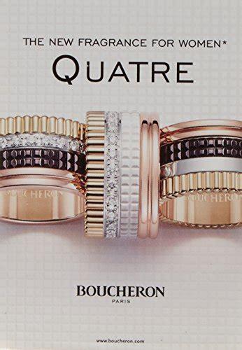 Parfum Quatre boucheron quatre eau de parfum spray for 100 ml at