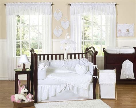Country Baby Crib Bedding White Eyelet Crib Bedding Country Nursery Free Shipping Ultimate Baby Nursery Ideas
