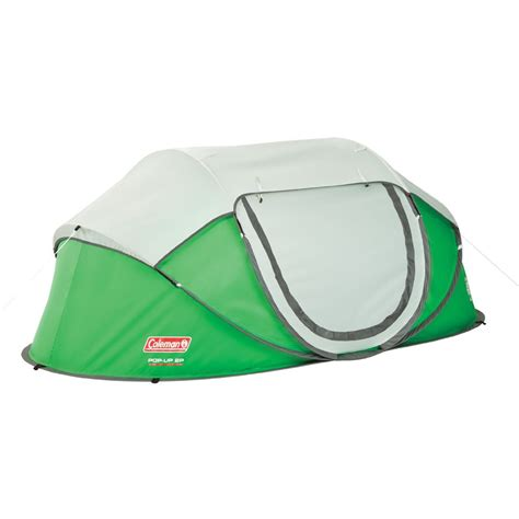 coleman tent awning coleman pop up 2 person tent