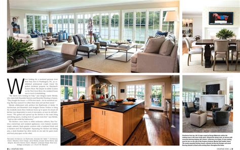 home design chesapeake views magazine beautiful spread in chesapeake views by home design
