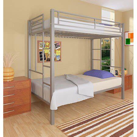 bunk beds walmart your zone metal bunk bed walmart