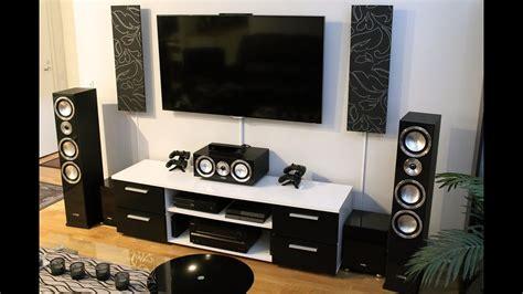 ultimate home theater setup  samsung onkyo