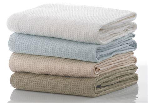 Decke 100 Baumwolle by 100 Cotton Waffle Blanket Elinens Co Uk