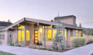 mid century home plans mid century modern ranch style home plans trend home