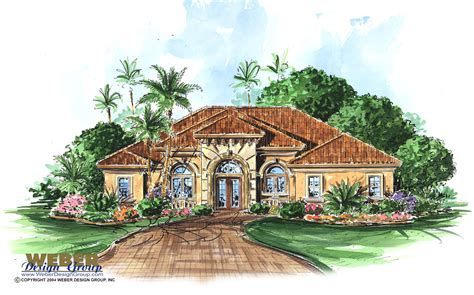 collections of home plans mediterranean style free home