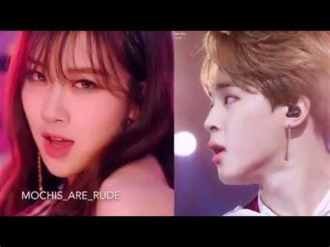 blackpink fanboy bts jimin and blackpink ros 233 role model is bigbang taeyang