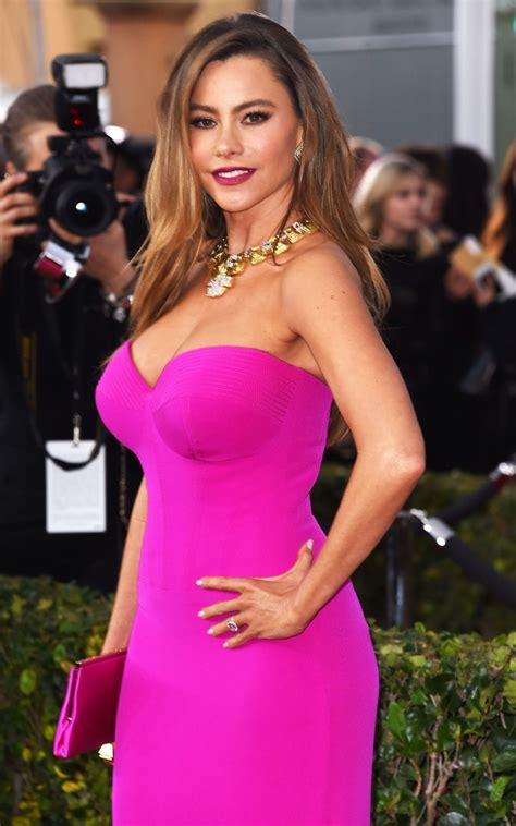 Dres Big Sofia sofia vergara admits carpet dresses are