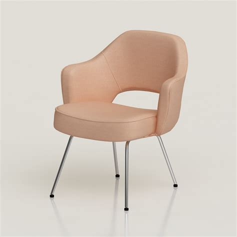 saarinen armchair 3d saarinen executive armchair high quality 3d models