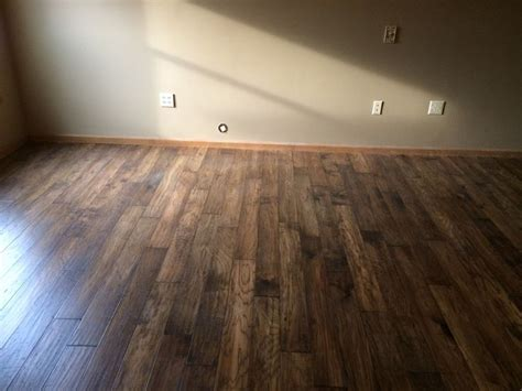 Mannington Mountain View Hickory Color Bark   Taffs