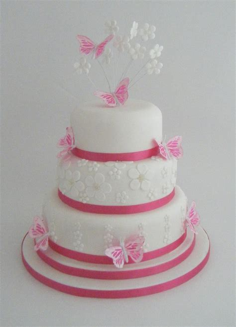 Wedding Cakes: Top 10 Butterfly Wedding Cake Decorations