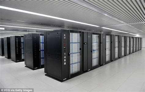 us to challenge china for worlds fastest supercomputer china develops supercomputer 10 times faster than quickest