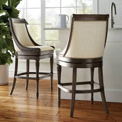 Kent Swivel Bar Stool by Kent Swivel Bar And Counter Stools Frontgate