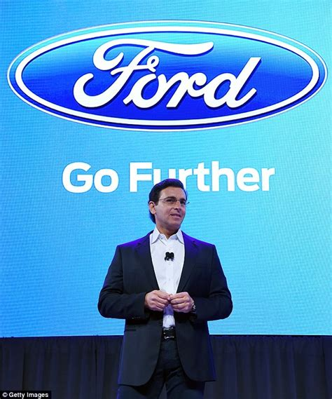 Ford Ceo Fields Piers Beleives Who Run Ford Betrayed