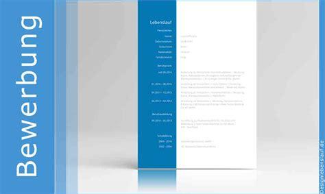 Muster Bewerbung Deckblatt Design Bewerbung Deckblatt Vorlage Mit Lebenslauf Und Anschreiben