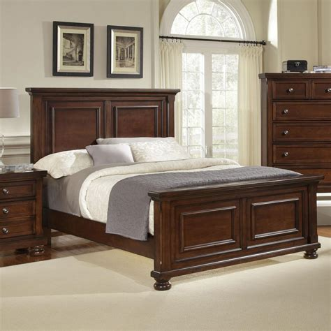 vaughan bedroom furniture vaughan bassett reflections king mansion bed great