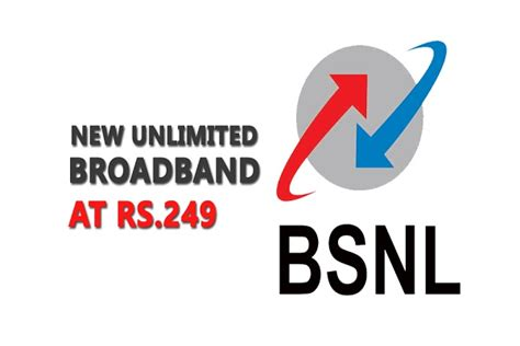 mobile unlimited broadband bsnl offers unlimited broadband plan worth rs 249 for new