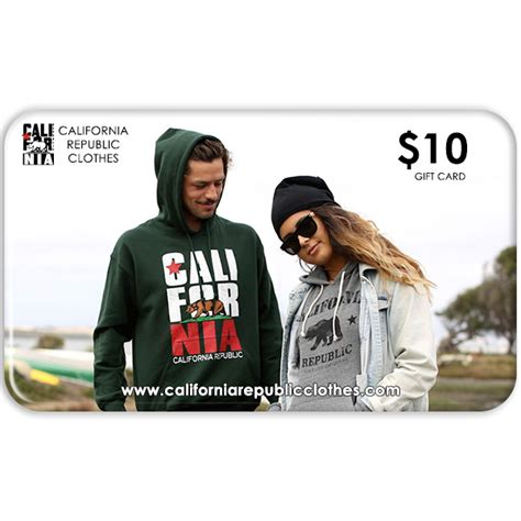 Republic Gift Card - gift card california republic clothes