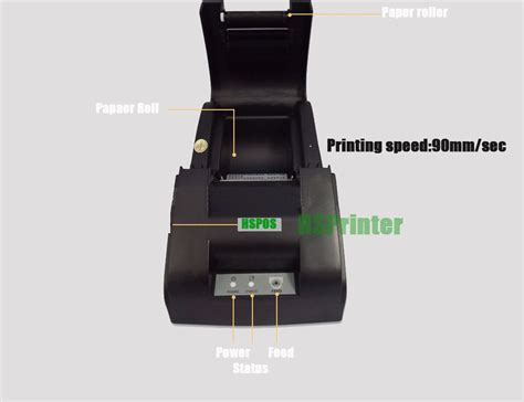 Xprinter Pos Thermal Printer 58mm Printer Bon Murah pos58 receipt printer driver